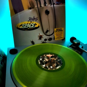 Space – Spiders 25th Anniversary Edition (180g Yellow Vinyl)Review