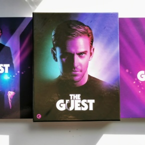 The Guest (Limited Edition) 4K UHD / Blu-ray review: Dir. AdamWingard
